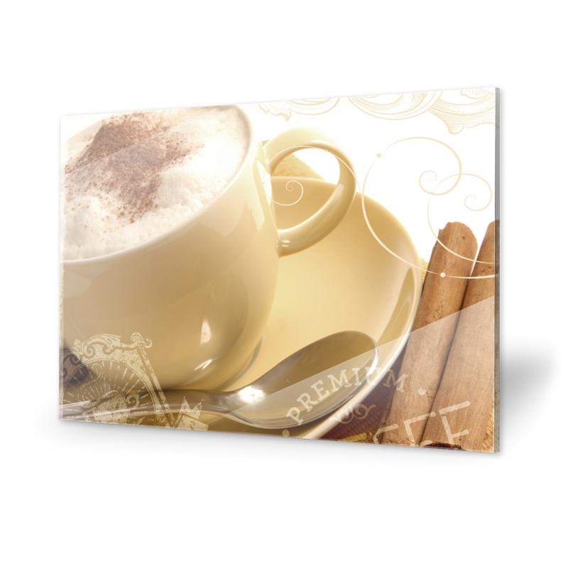 Bild Cafe Acrylglasbilder