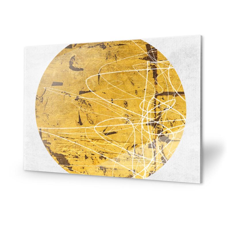 Golden Globe Acrylglasbilder
