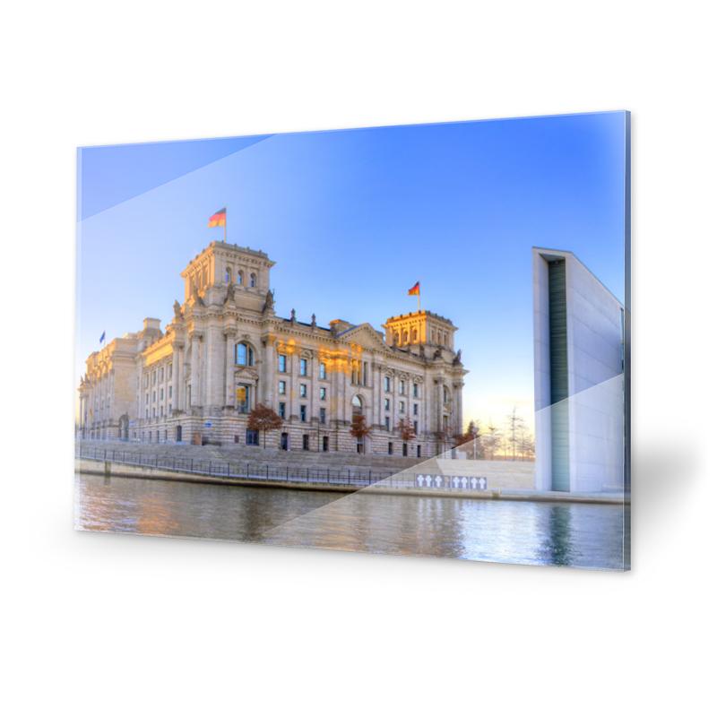 Reichstag Fotos Acrylglasbilder