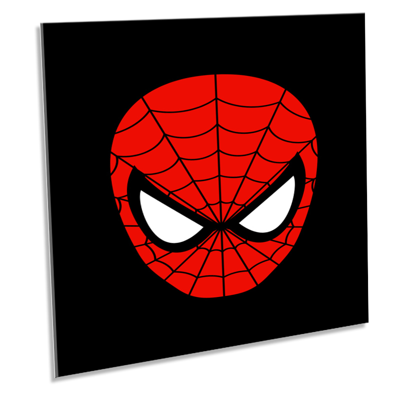 Spiderman Bild Acrylglasbilder