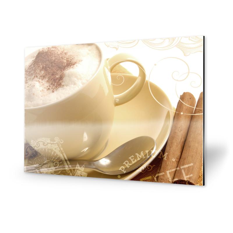 Bild Cafe Alu-Dibond