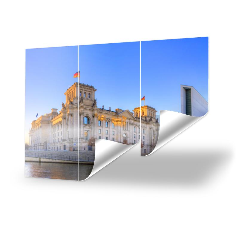 Reichstag Fotos Fototapete