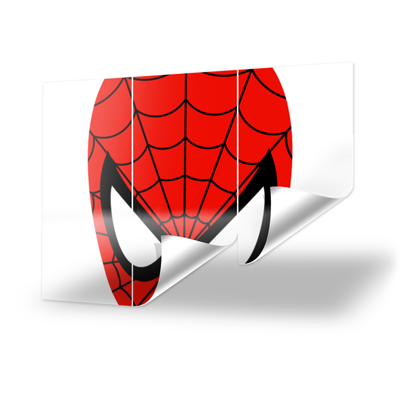 Spiderman Bild Fototapete