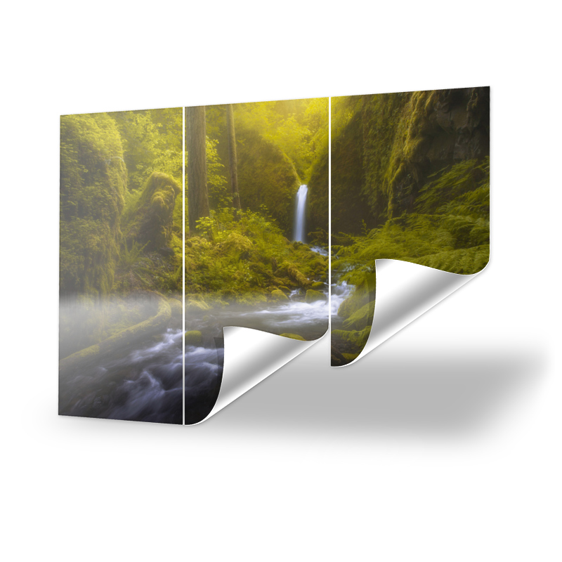 Wasserfall Foto Fototapete