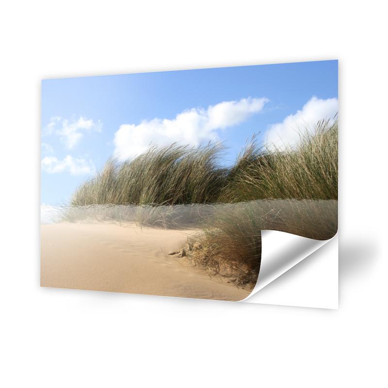 Englischer Strand Fotofolie