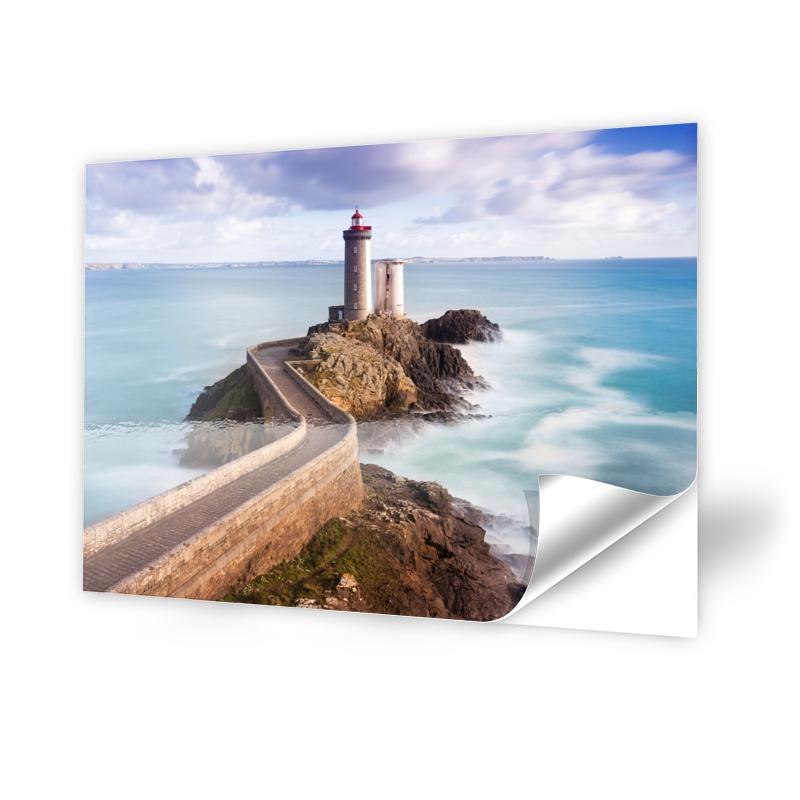 Leuchtturm in Frankreich Fotofolie