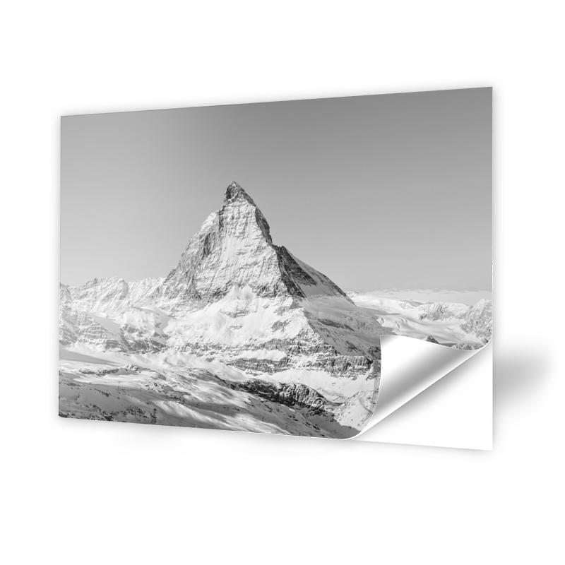 Matterhorn Bild Fotofolie