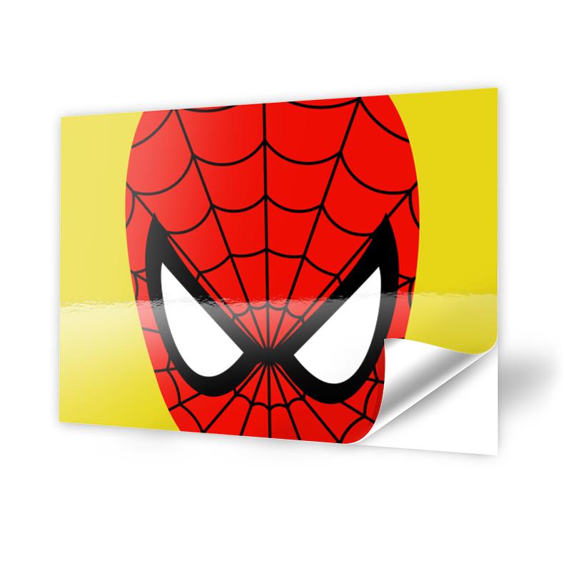Spiderman Bild Fotofolie