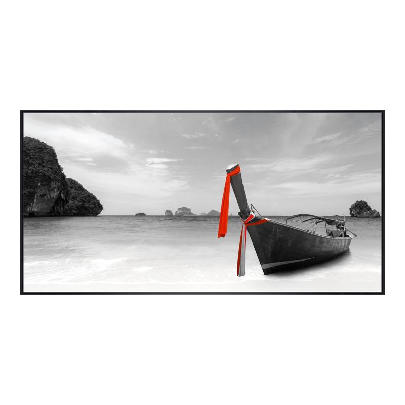Boote Strand Thailand Poster drucken im Kunstst...