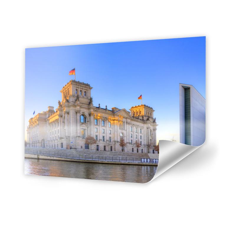 Reichstag Fotos Poster drucken